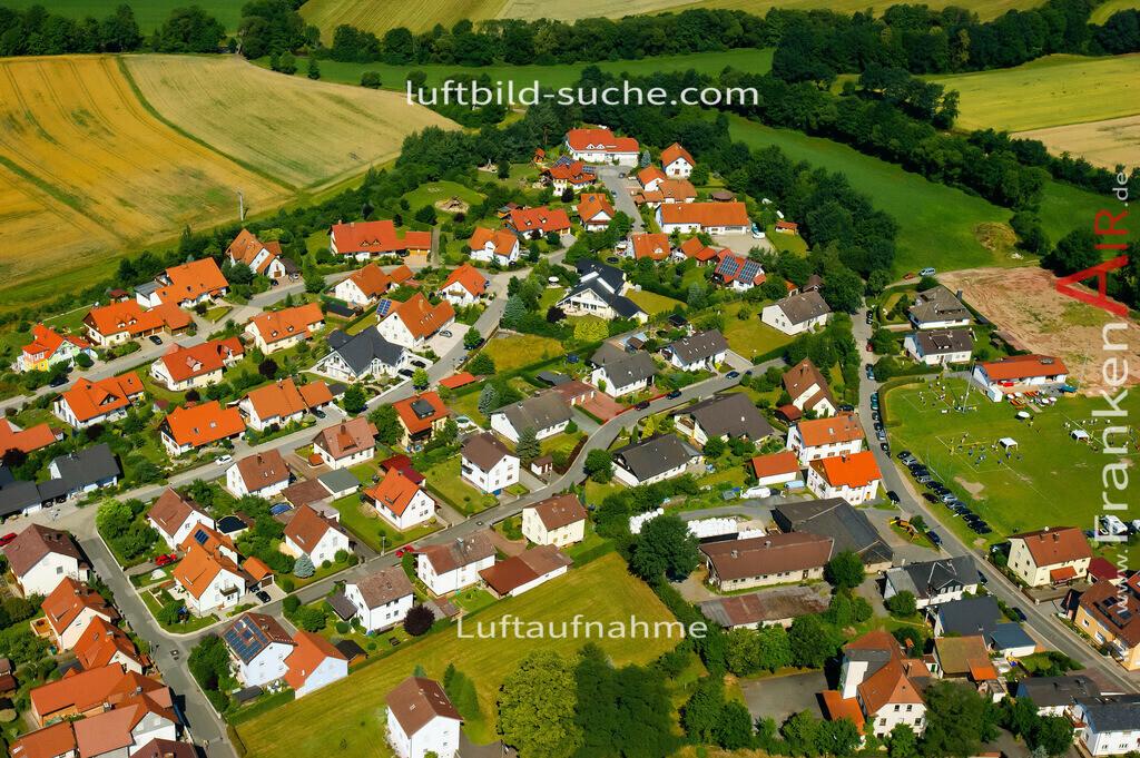 reitsch-stockheim-2008-09 | Luftbild von Reitsch Stockheim - Luftaufnahme wurde 2008 von https://frankenair.de mittels Flugzeug (keine Drohne) erstellt - die Geschenkidee