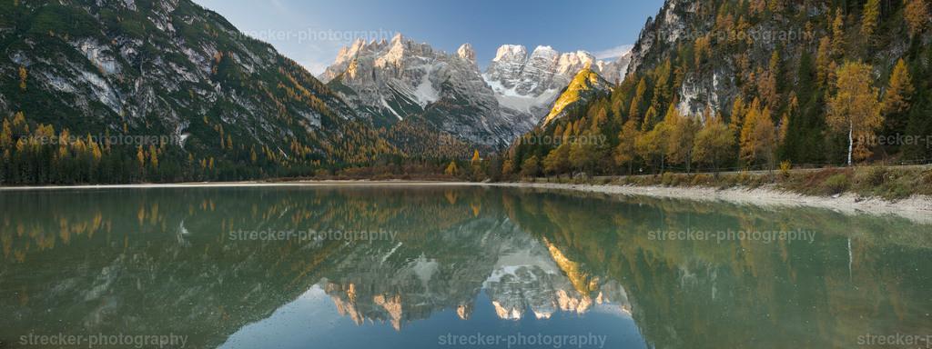 Dürrensee Herbst | Duerrensee Herbst Dolomiten