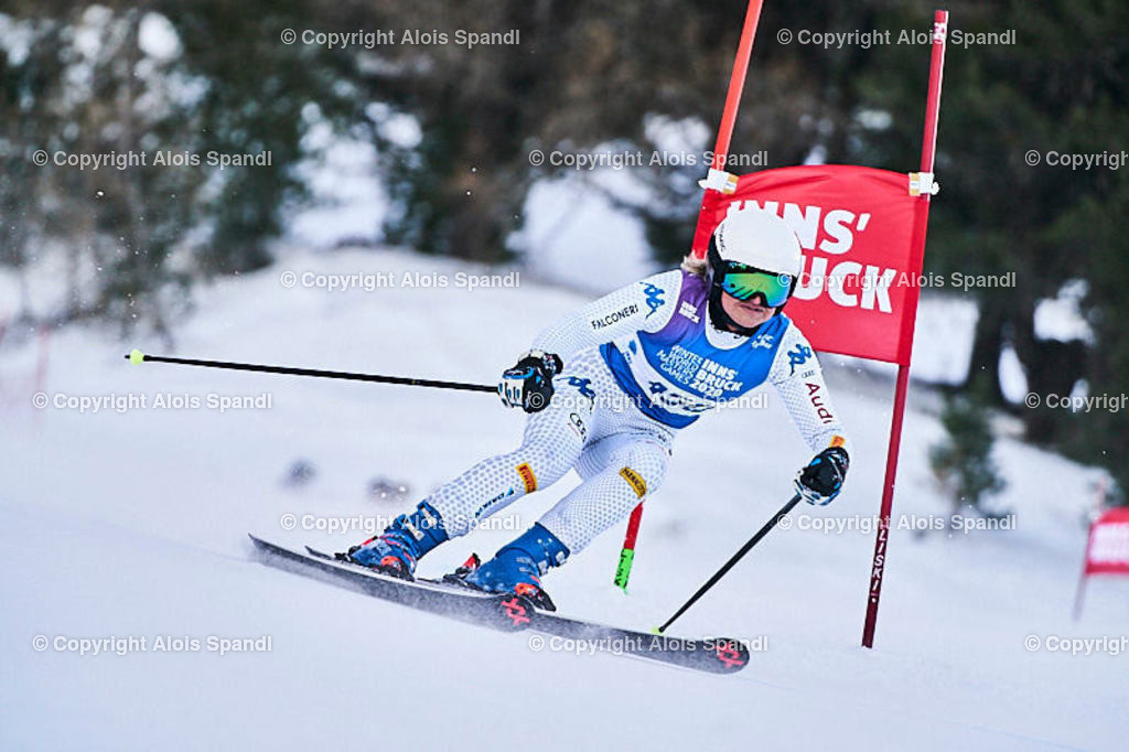 ALS5922_WWMG_GS-II_C | (C) FotoLois.com, Alois Spandl, WinterWorldMastersGames 2020 Innsbruck, Giant Slalom-II Gruppe C Damen, Patscherkofel Olympiaabfahrt, Mi 15. Jänner 2020.