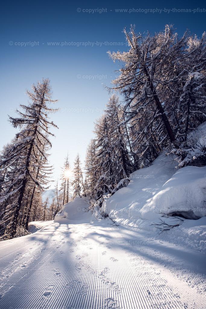 Winterwanderweg Hintertux