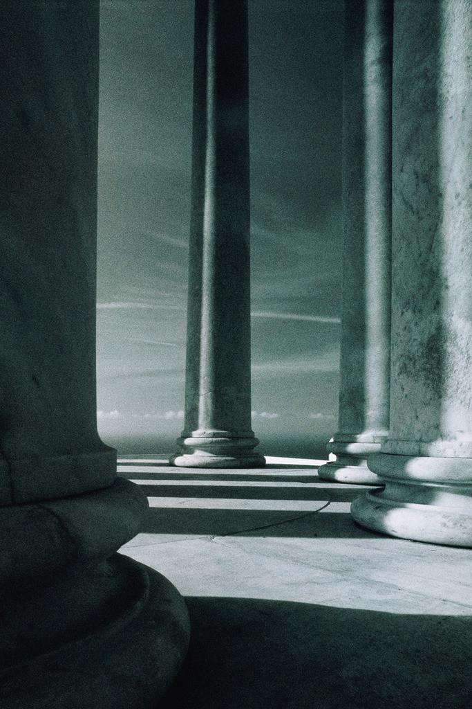 Na Foradada | Tempel  auf einer Klippe im Anwesen Son Marroig, historisches Gut von Luis Salvador, Erzherzog von Österreich und Prinz von Toskana.