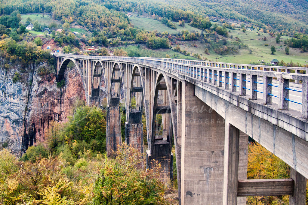Tara | Die Brücke über die Tara