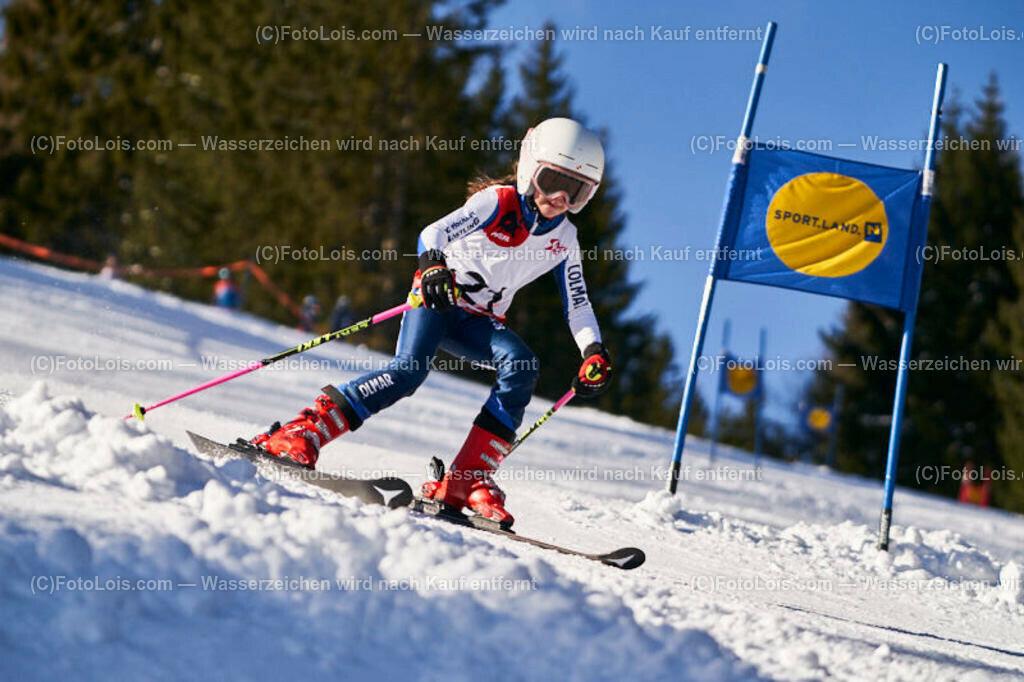 0186_KinderLM-RTL-I_Trattenbach_Bachmayr-Heyda Philippa | (C) FotoLois.com, Alois Spandl, NÖ Landesmeisterschaft KINDER in Trattenbach am Feistritzsattel Skilift Dissauer, Sa 15. Februar 2020.