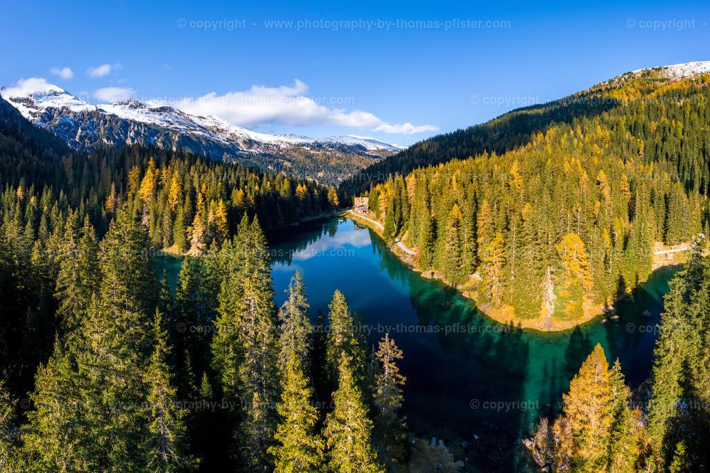 Obernberger See im Herbst-3