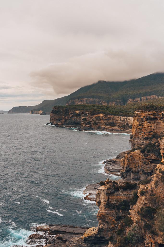 Tasmanien Küste und Klippen | Tasmanien Küste und Klippen