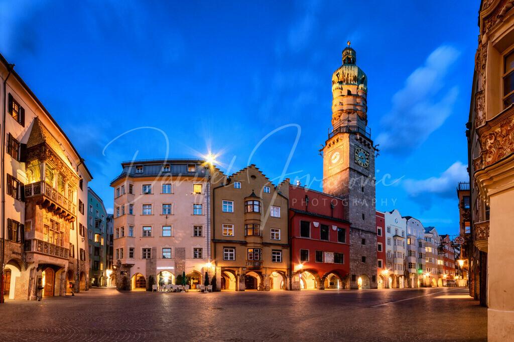 Innsbrucker Altstadt | Die Innsbrucker Altstadt