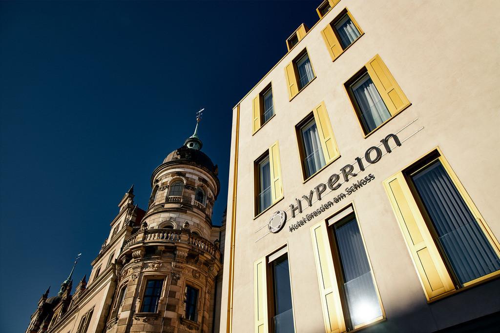 aussenansicht-01-hyperion-hotel-dresden-am-schloss   Architektur Fotograf Leipzig für Interieur, Exterieur Werbefotografie und Filmproduktionen