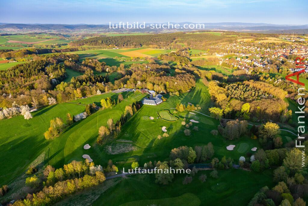 golfplatz-thurnau-18-228 | aktuelles Luftbild von Golfplatz Thurnau - Luftaufnahme wurde 2018 von https://frankenair.de mittels Flugzeug (keine Drohne) erstellt.