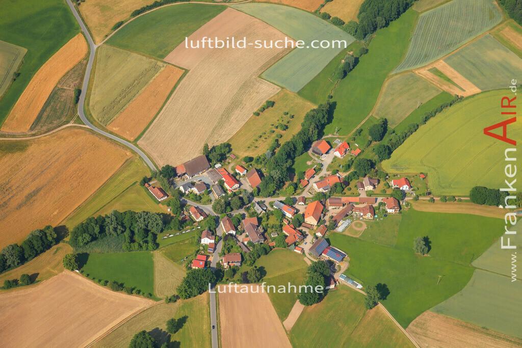 donnersreuth-kulmbach-2014-797 | Luftbild von Donnersreuth Kulmbach - Luftaufnahme wurde 2014 von https://frankenair.de mittels Flugzeug (keine Drohne) erstellt - die Geschenkidee