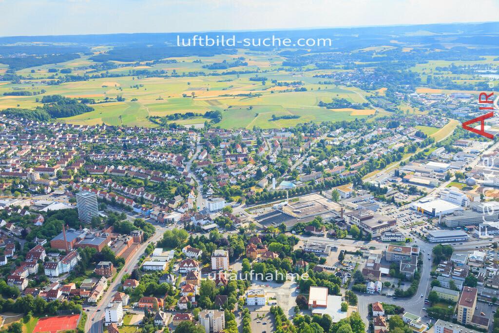 luftbild-kulmbach-2014-3091 | Luftbild von  Kulmbach - Luftaufnahme wurde 2014 von https://frankenair.de mittels Flugzeug (keine Drohne) erstellt - die Geschenkidee