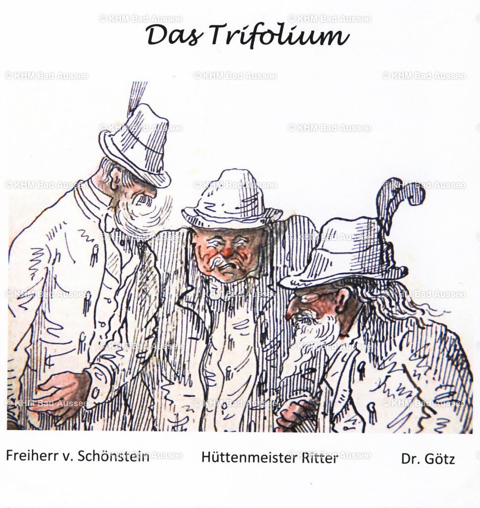 Ritter_B00 | Das Trifolium
