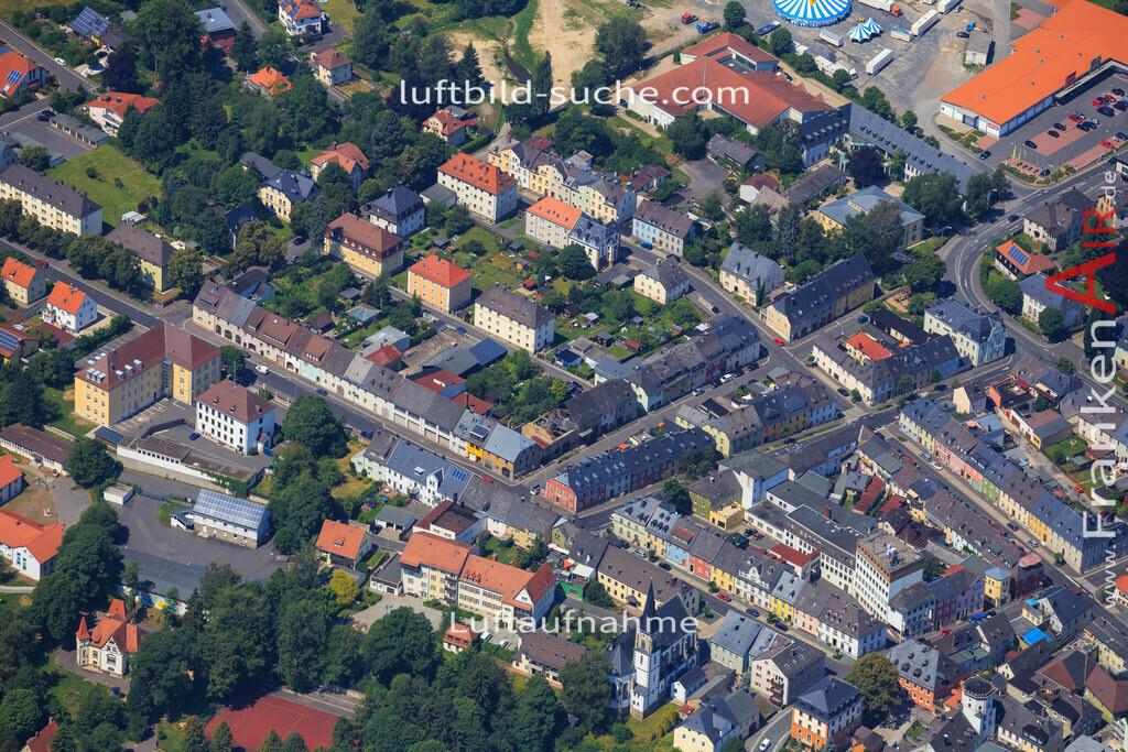 wunsiedel-2014-104 | Luftbild von  Wunsiedel - Luftaufnahme wurde 2014 von https://frankenair.de mittels Flugzeug (keine Drohne) erstellt - die Geschenkidee