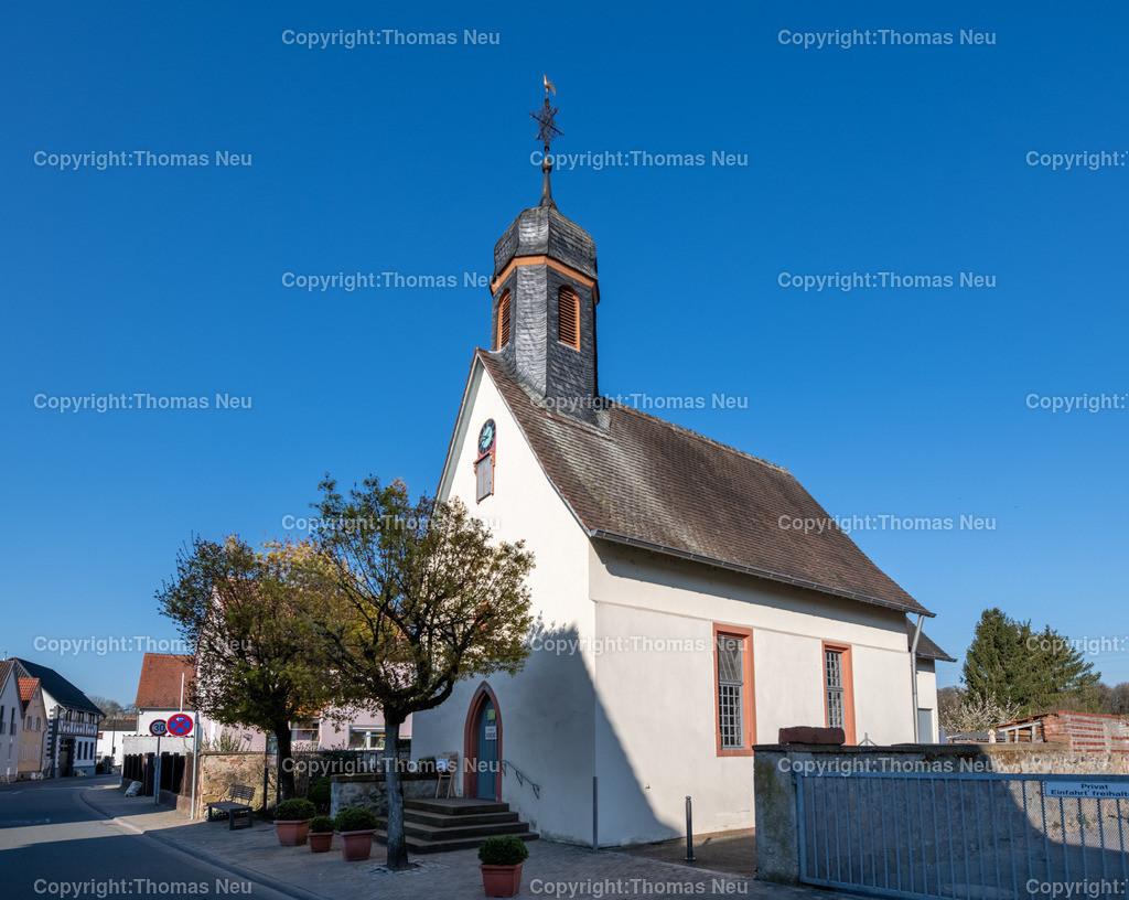 DSC_6886-HDR | Langwaden, Kapelle, Bensheim, Stadteil, Kirchen, ,, Bild: Thomas Neu