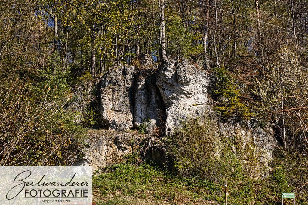Klauskirche vorderer Felsen 2