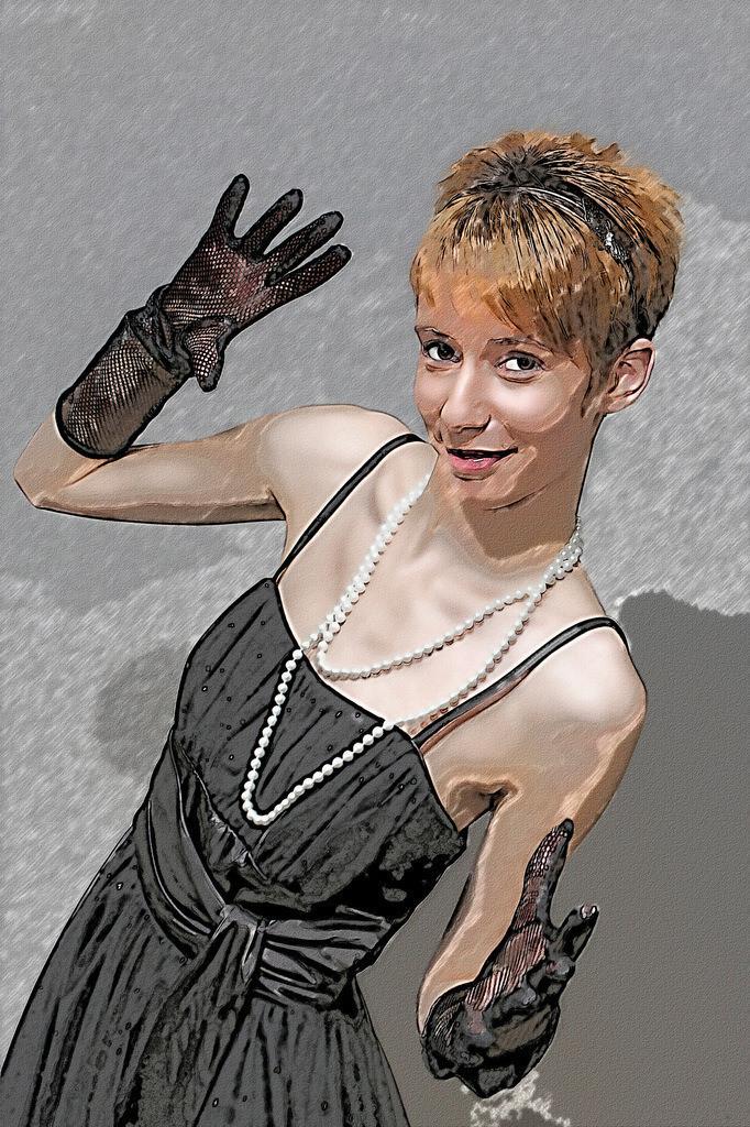 Handschuh Lady Bild 010