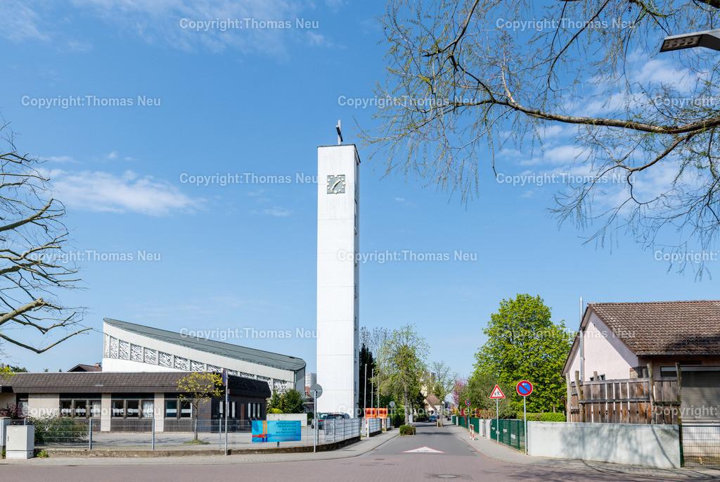 DSC_7227 | ,Bensheim, Kirchen, Kirche, Weststadt, St. Lautrentius, , Bild: Thomas Neu