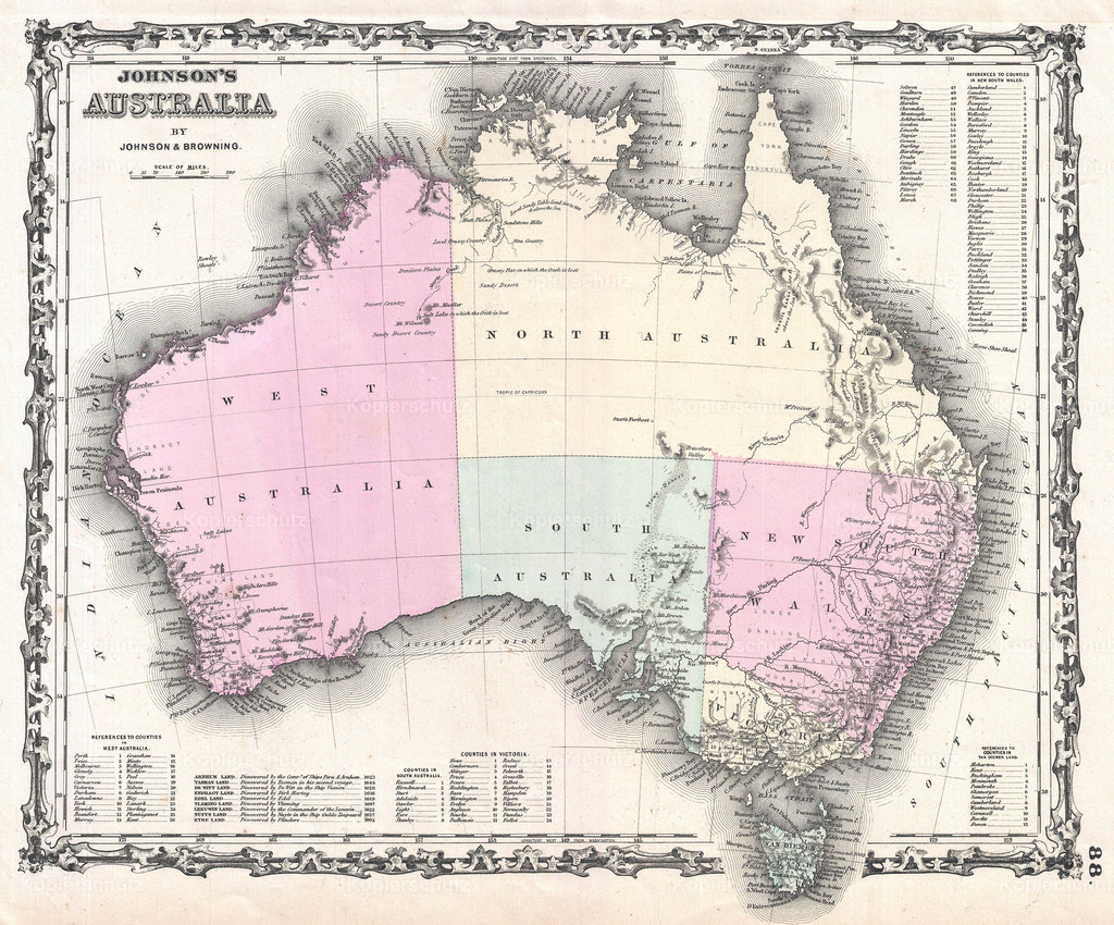 1861_Johnson_and_Browning_Map_of_Australia_(First_Edition)