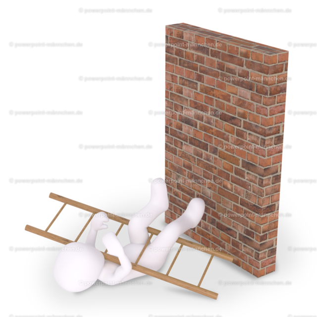 falling off the ladder | falling off the ladder