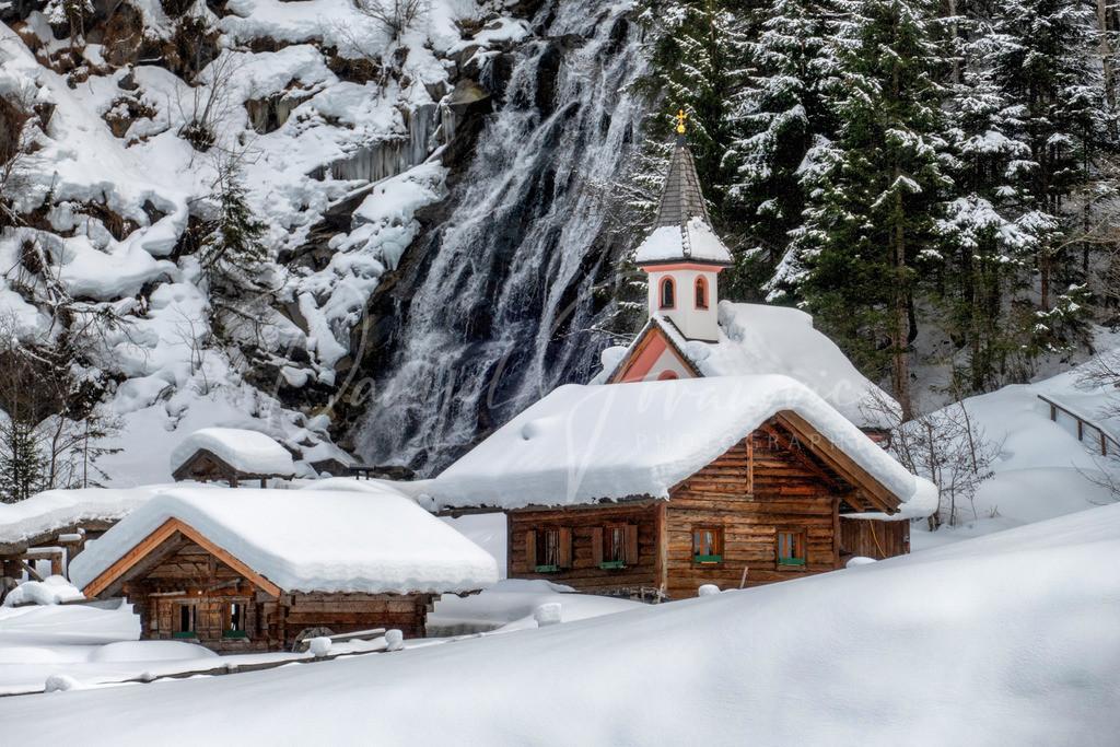 Gschnitz | Winter im Gschnitztal