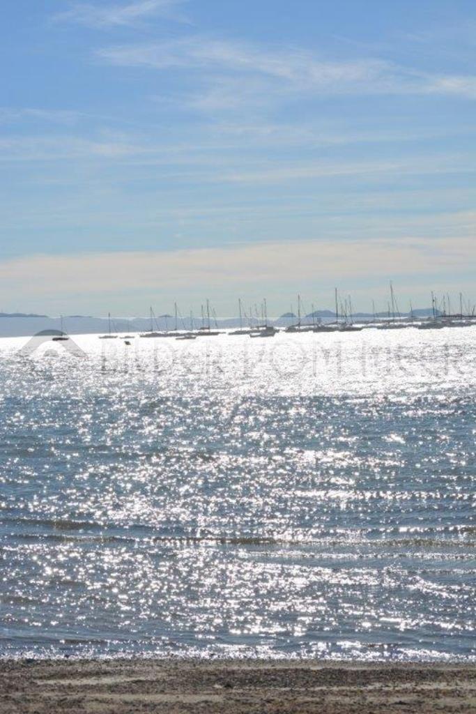 Bilder vom Meer | Das Glizern der Sonne auf dem Meer