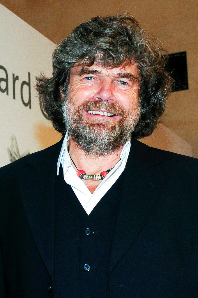 Felix Burda Award 2009 | Reinhold Messner