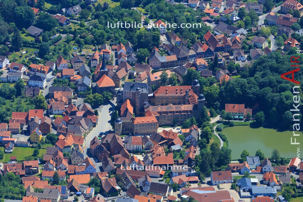 thurnau-2015-1277 | Luftbild von  Thurnau - Luftaufnahme wurde 2015 von https://frankenair.de mittels Flugzeug (keine Drohne) erstellt - die Geschenkidee