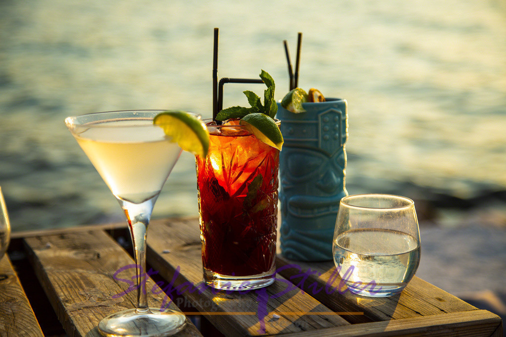 Happy Hour | Cocktails im Sunset