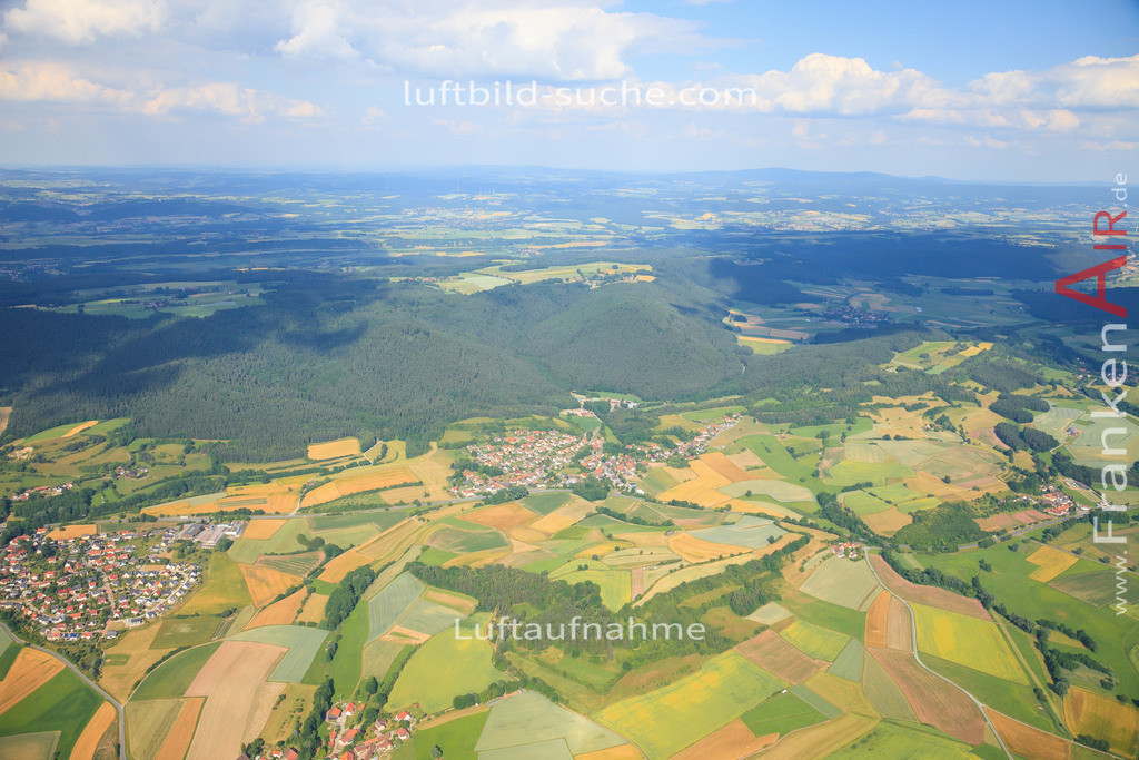leuchau-kulmbach-2014-3073 | Luftbild von Leuchau Kulmbach - Luftaufnahme wurde 2014 von https://frankenair.de mittels Flugzeug (keine Drohne) erstellt - die Geschenkidee