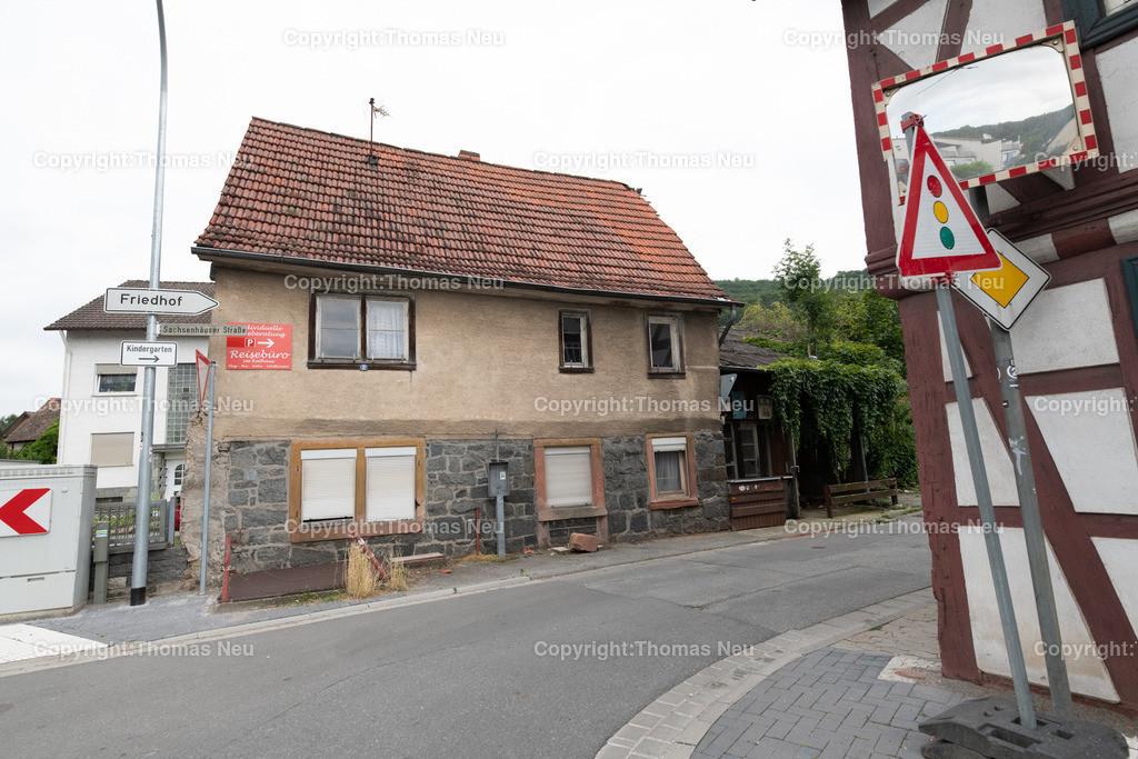 DSC_6471 | Lautertal, Sachsenhäuser Straße 2, Haus soll abgerissen werden, ,, Bild: Thomas Neu