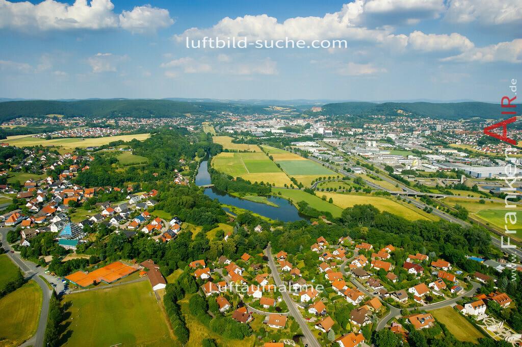 burghaig-kulmbach-2008-102 | Luftbild von Burghaig Kulmbach - Luftaufnahme wurde 2008 von https://frankenair.de mittels Flugzeug (keine Drohne) erstellt - die Geschenkidee