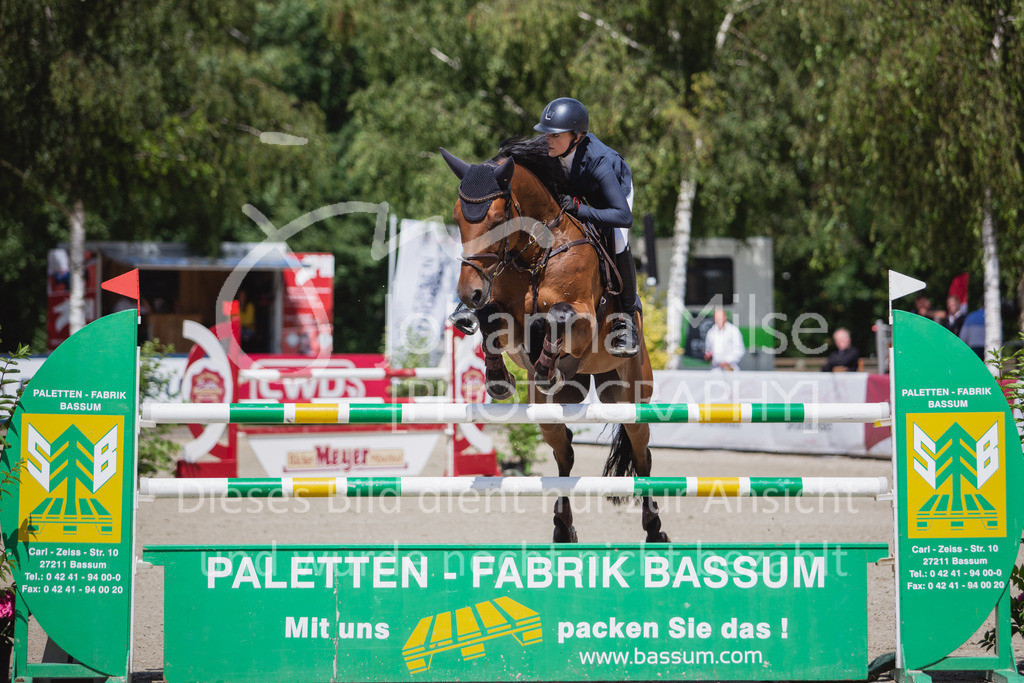 200726_Wohlde_M2-Springen-167 | Late Entry Wohlde Pedersen Sporthorses 26.07.2020 Springprüfung Kl. M** 7jährig + ält. Pferde
