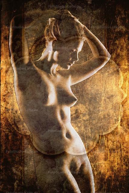 Frau in Art | weiblicher Akt