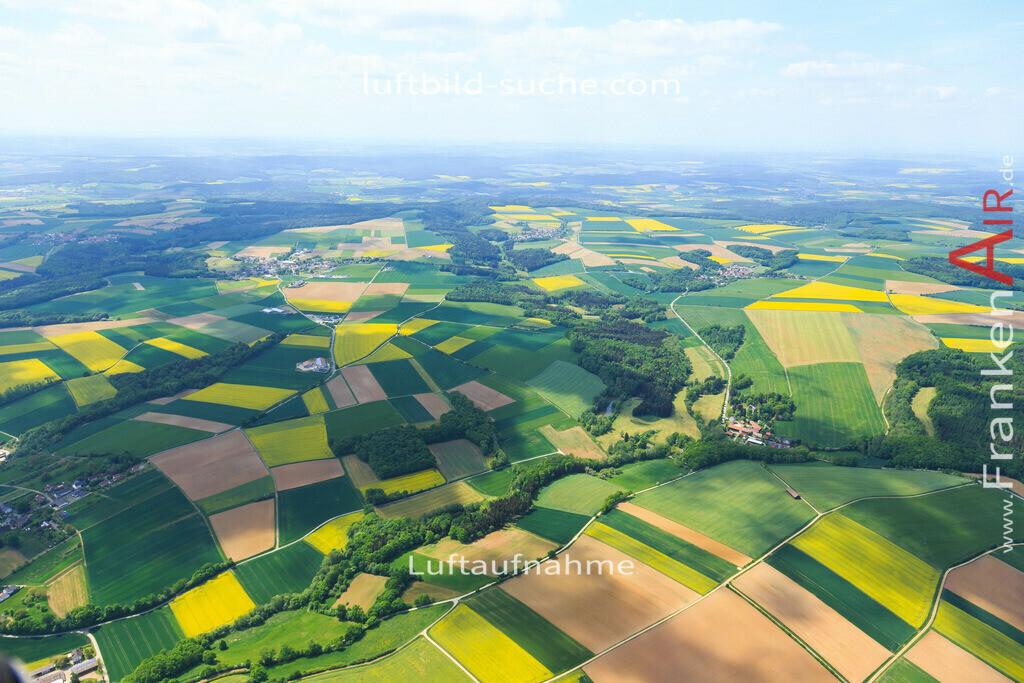 untersiemau-2015-377 | Luftbild von  Untersiemau - Luftaufnahme wurde 2015 von https://frankenair.de mittels Flugzeug (keine Drohne) erstellt - die Geschenkidee