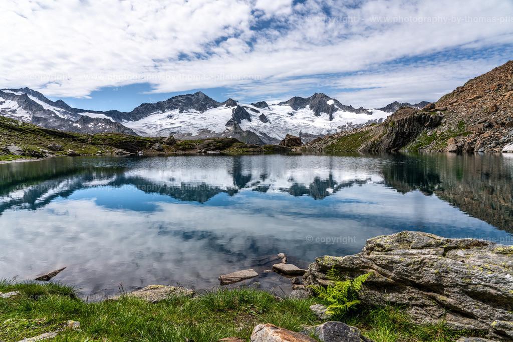 Schwarzsee Zillertaler Alpen Nähe Berliner Hütte-2