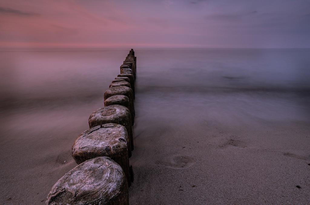 Kühlungsborn Sunset am Meer