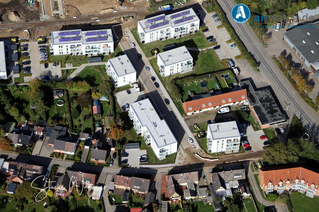 Luftbild Husum, Gewoba, Suederwungweg | Luftbild Husum, Gewoba, Suederwungweg • max. 6240 x 4160 pix