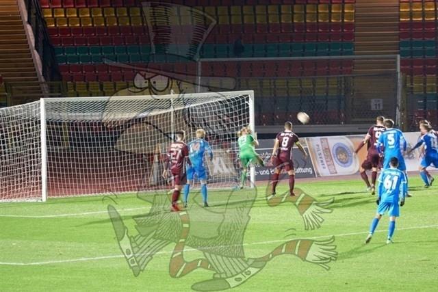 BFC Dynamo vs. FSV Wacker 90 Nordhausen 031