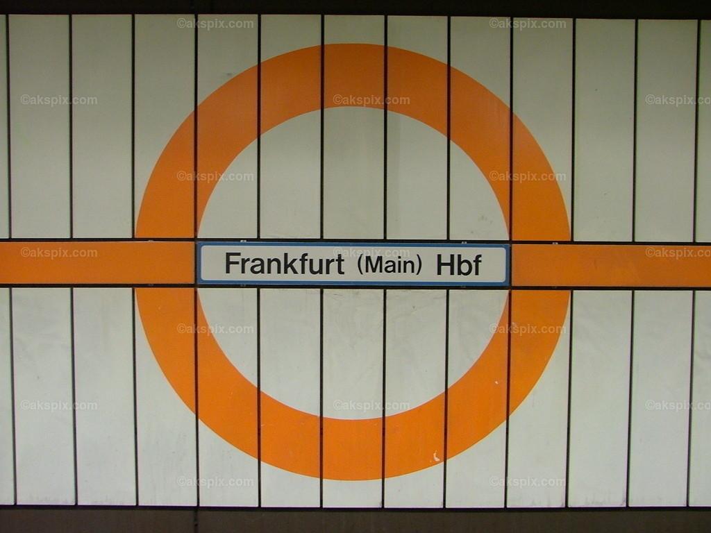 Frankfurt - Hbf