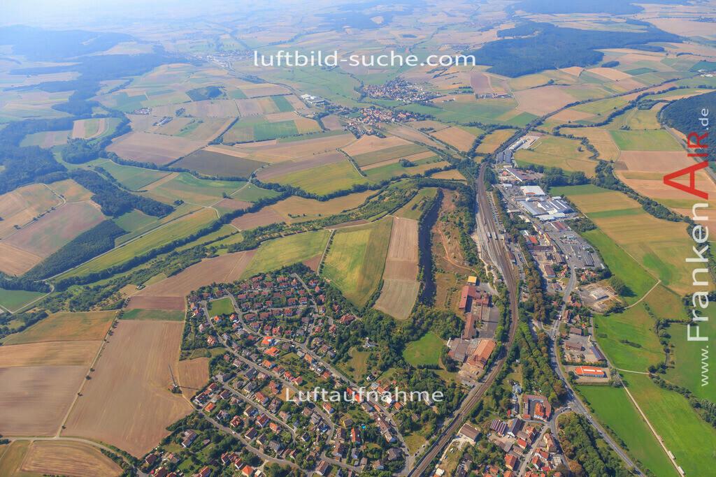 neustadt-aisch-2016-5677 | Luftbild von  Neustadt-aisch - Luftaufnahme wurde 2016 von https://frankenair.de mittels Flugzeug (keine Drohne) erstellt - die Geschenkidee