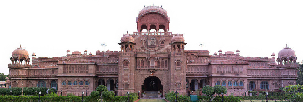 Indien_ Bikaner -Laxmi Niwas Palace