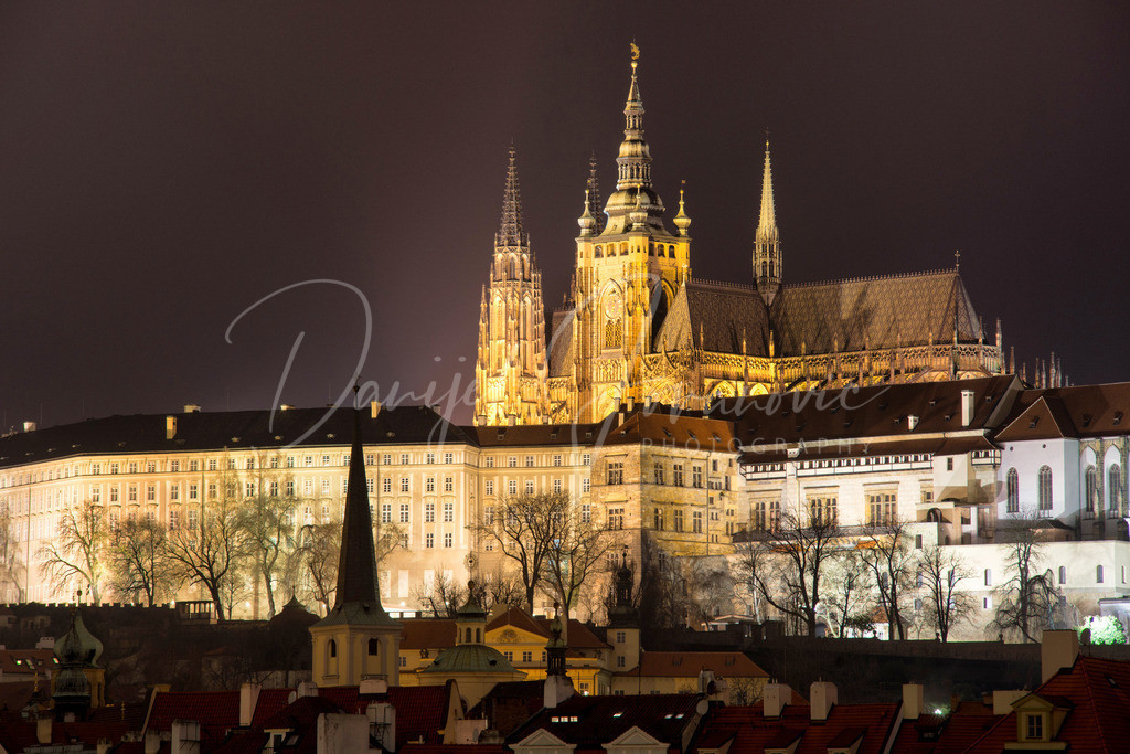 Prager Burg | Die Prager Burg (Praski Hrad)