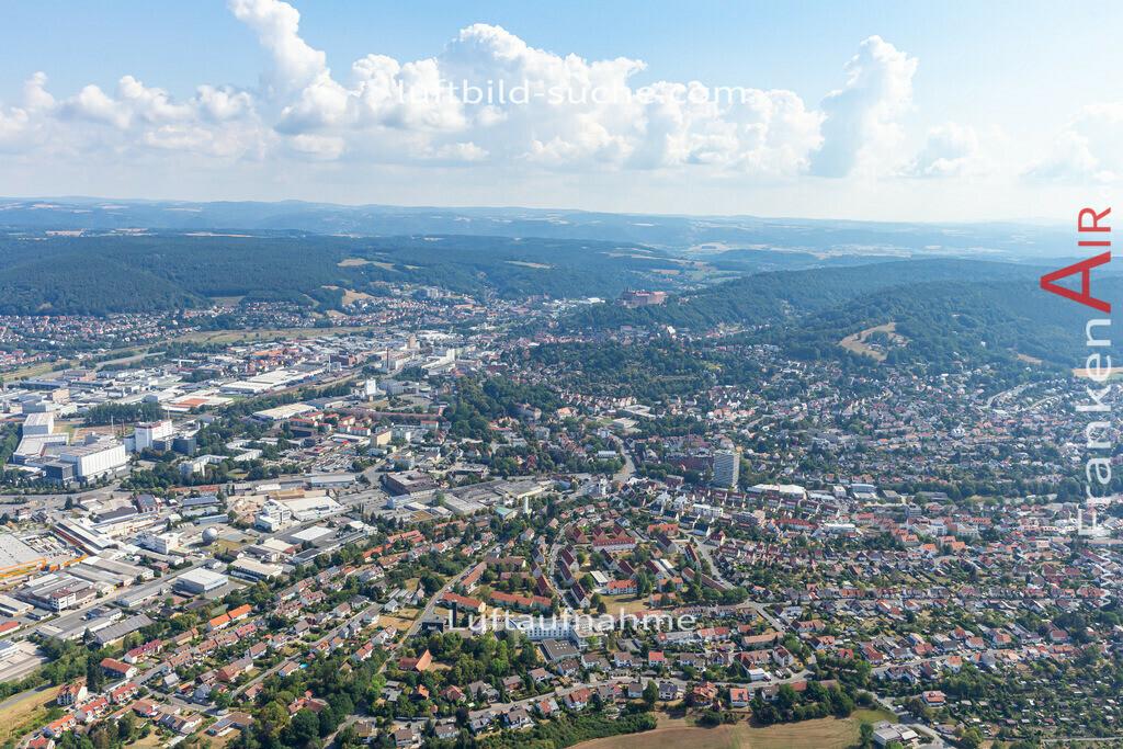 goldenes-feld-kulmbach-19-666 | aktuelles Luftbild von Goldenes-feld  Kulmbach - Luftaufnahme wurde 2019 von https://frankenair.de mittels Flugzeug (keine Drohne) erstellt.