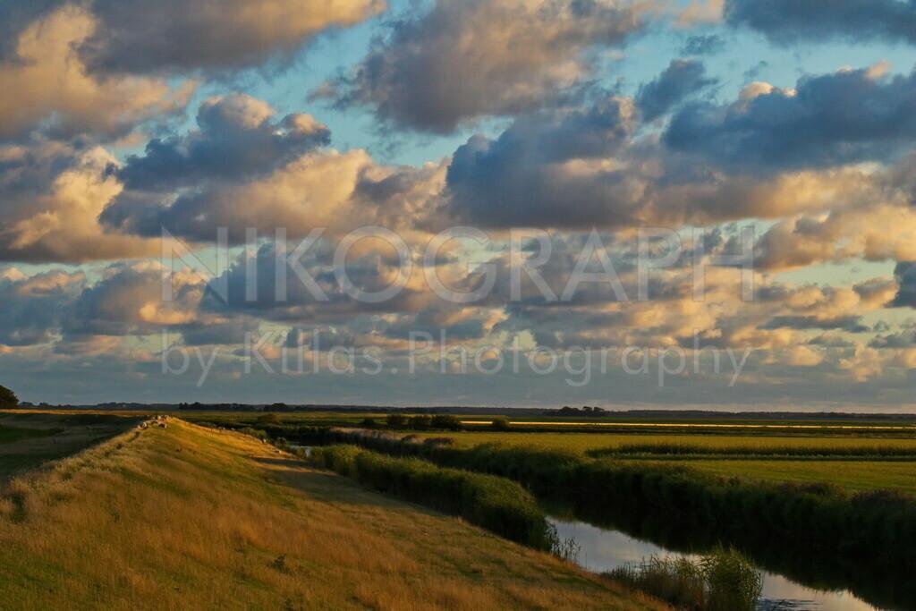 Eijerlands Kanaal | Der Eijerlands Kanaal auf Texel.