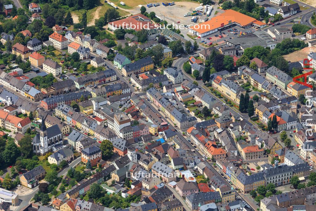 luftbild-wunsiedel-2016-7156 | Luftbild von  Wunsiedel - Luftaufnahme wurde 2016 von https://frankenair.de mittels Flugzeug (keine Drohne) erstellt - die Geschenkidee