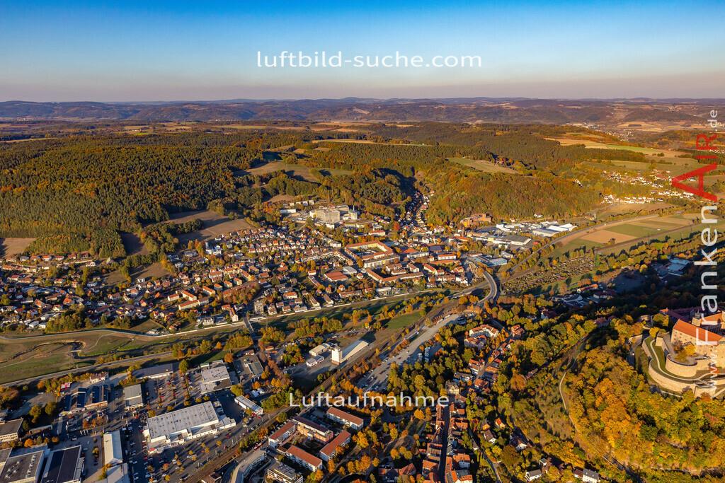 blaich-kulmbach-18-381 | aktuelles Luftbild von Blaich Kulmbach - Luftaufnahme wurde 2018 von https://frankenair.de mittels Flugzeug (keine Drohne) erstellt.