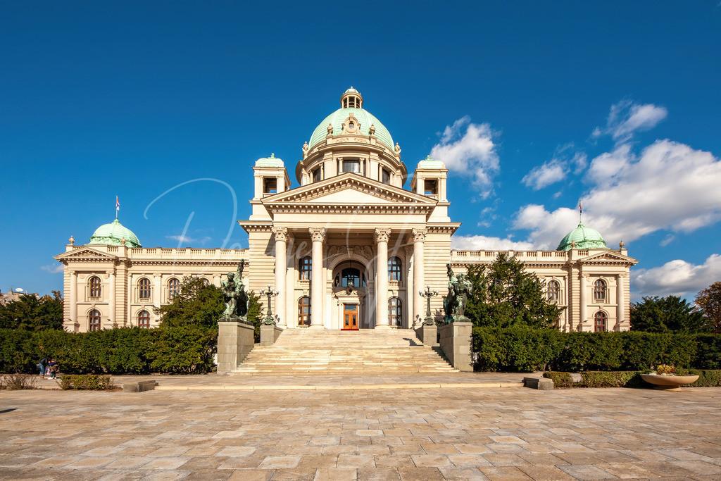 Parlament | Das serbische Parlament