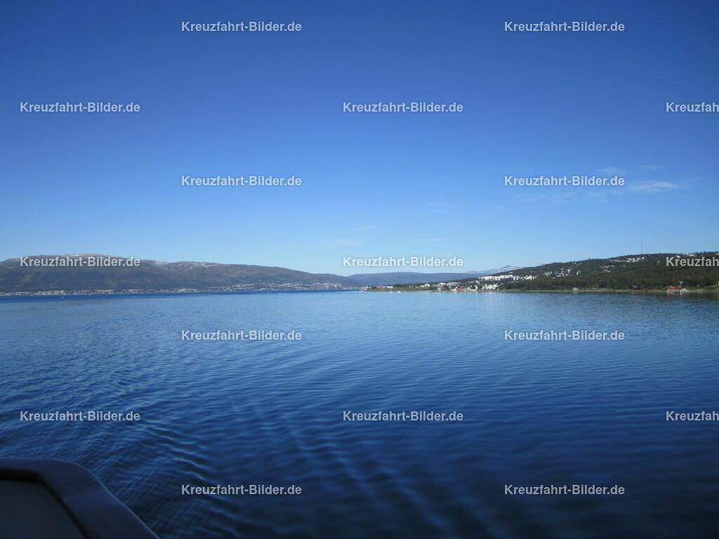 Norwegens Fjordlandschaft | Ein Blick in die Fjordlandschaft Norwegens