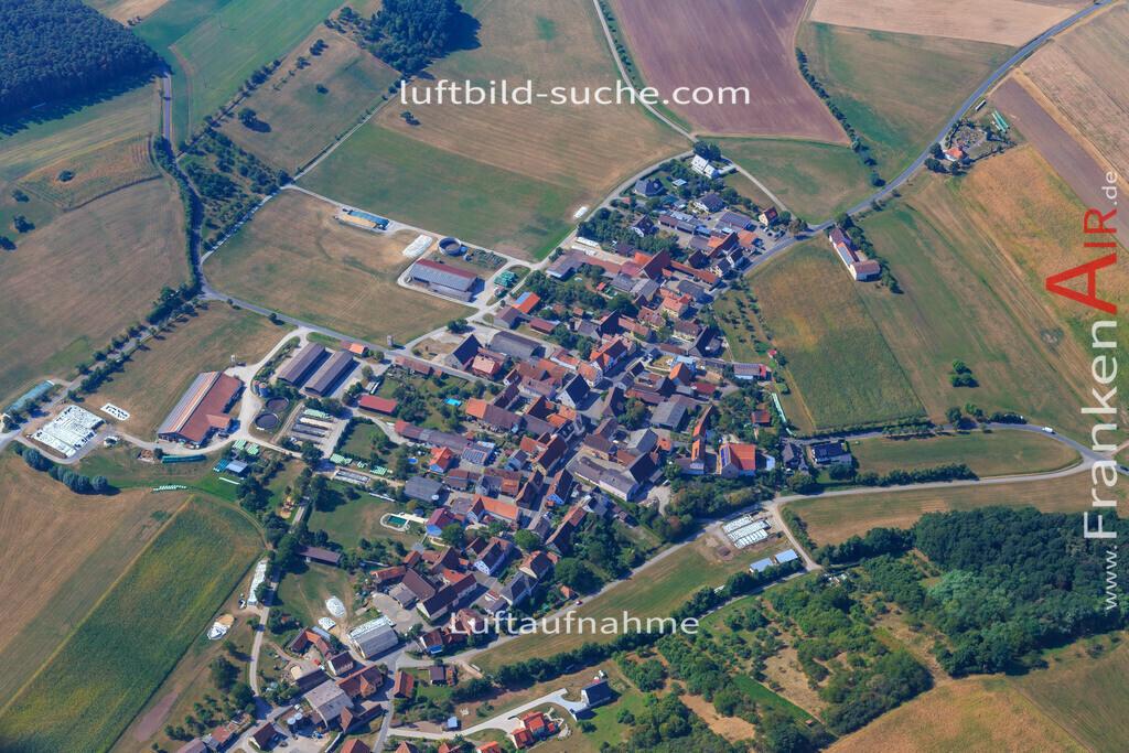 beerbach-dietersheim-2016-2888 | Luftbild von Beerbach Dietersheim - Luftaufnahme wurde 2016 von https://frankenair.de mittels Flugzeug (keine Drohne) erstellt - die Geschenkidee