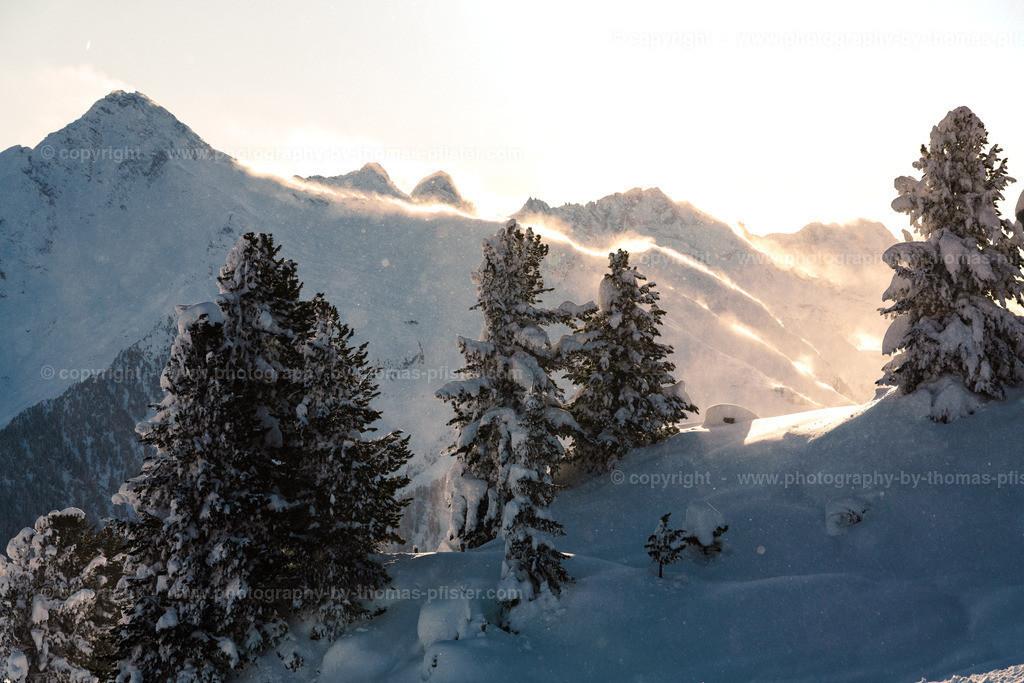 Winteraufnahmen am Penken-1