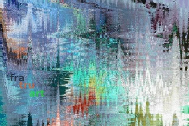 Glaciem Aetate   digitalart abstract